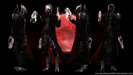 Mass Effect Occitania - Toliver Vas by ShaunsArtHouse