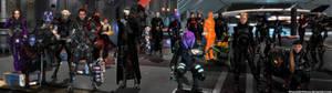 Mass Effect Occitania 2: Dual Screen Wallpaper