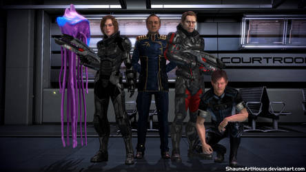 Mass Effect Occitania 2: New Alliance