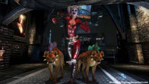 Harley Quinn - Injustice 2 Wallpaper