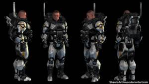 Mass Effect Occitania - The Invisible Man
