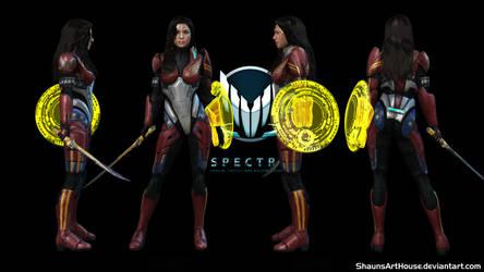 Mass Effect Occitania - Dana Melanippe