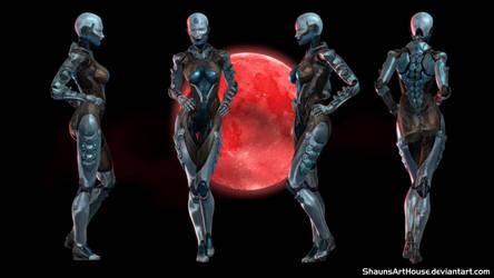 Mass Effect Occitania - Scraps