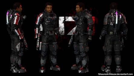 Mass Effect Occitania 4 - Marcus Anderson