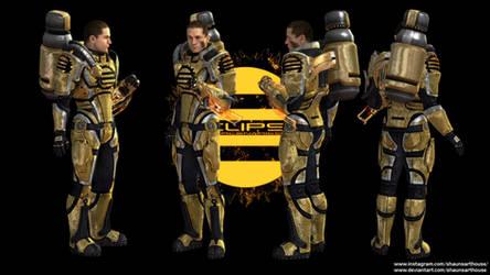 Mass Effect Occitania 4 - Billy Balere