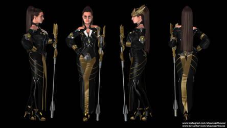 Mass Effect Occitania - Contessa Von Winter
