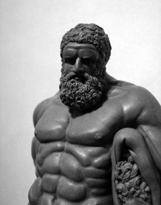 Hercules farnese detalle torso by Ningunamuno on DeviantArt