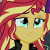 EQG Sunset Icon #1