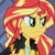 EQG Sunset Icon #3