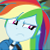 EQG Rainbow Icon #3