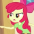EQG Applebloom Icon #16