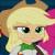 EQG Applejack Icon #15 by AnlyIcons