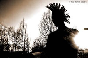 Mohawk by sharp69