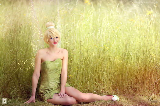 Tinker Bell and Pixie Dust