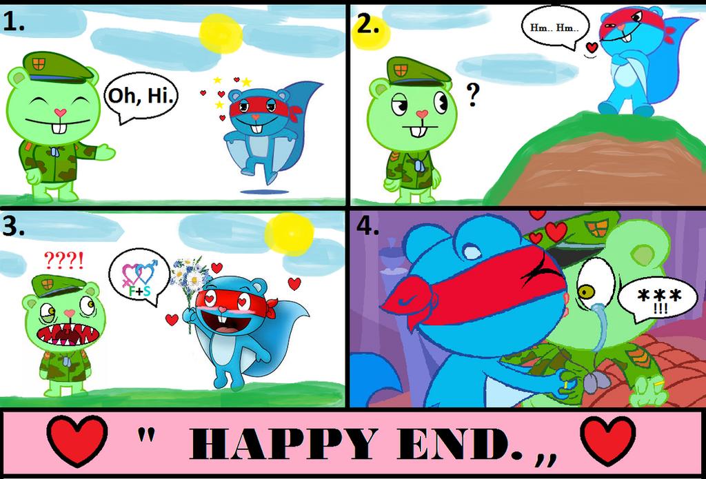 Happy EnD by VETERAN-FLIPPY