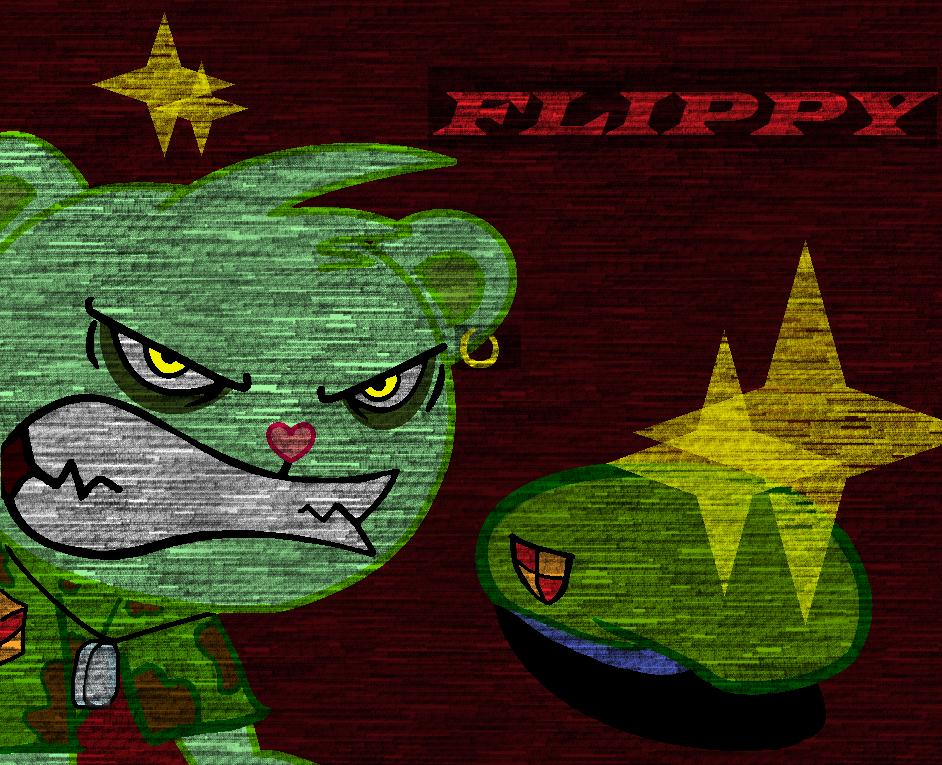 KIlleR VETERAN by VETERAN-FLIPPY
