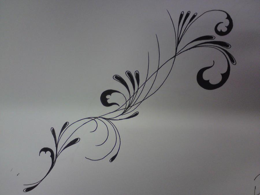swirly design 1 by ~JustPassedMidnight on deviantART