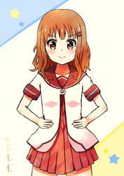 Sakurako by Tadadart