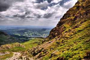 View of Coniston by heatseek185
