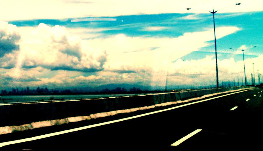 Road to Manila by kittyhero12