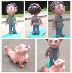Extra Will Graham Sculpture Shots by LIV4TheObsession