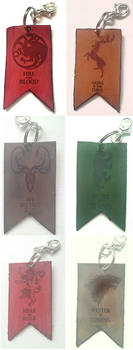 Game of Thrones Keychains FOR SALE!