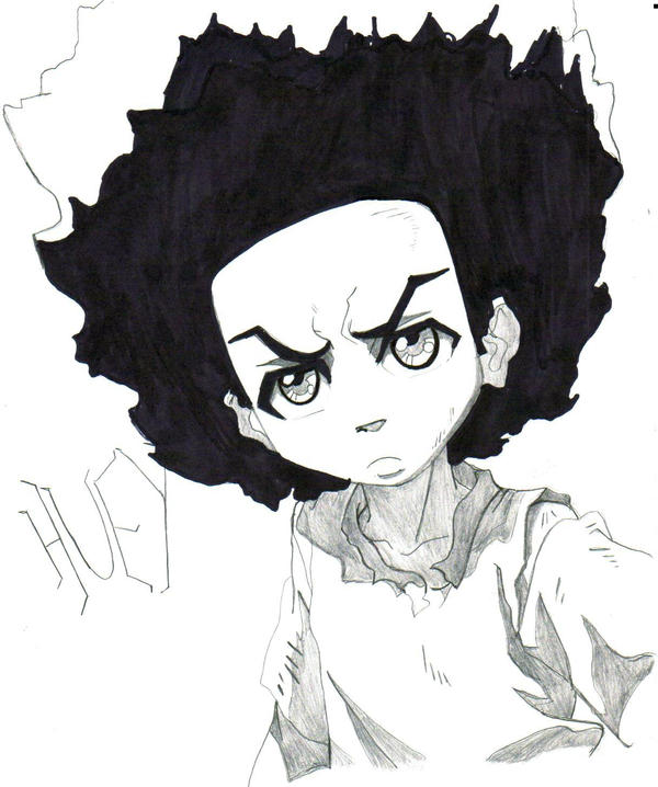 huey freeman by trunks24