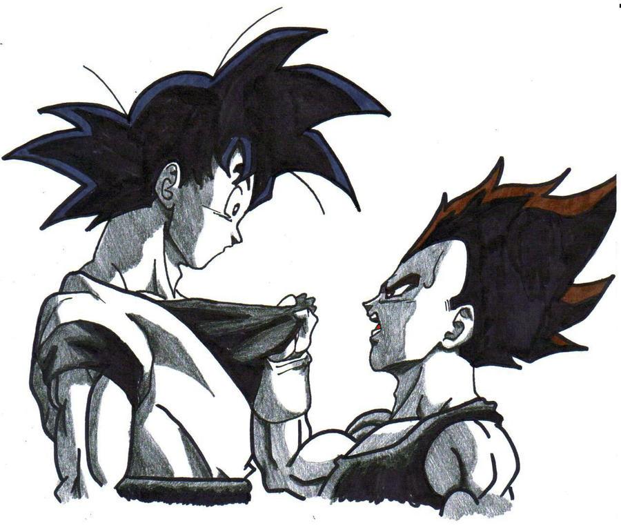 goku and vegeta. makeup Goku Vs Vegeta Sans Modele goku and vegeta. goku and vegeta vs cop