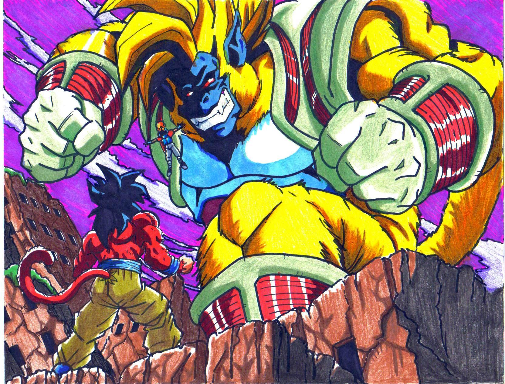 Fotos Para Colorear De Goku En Todas Sus Fases: Pin Imagenes-goku-todas-sus-fases-kamistad-celebrity