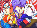 Chrono Trunks and Tapion