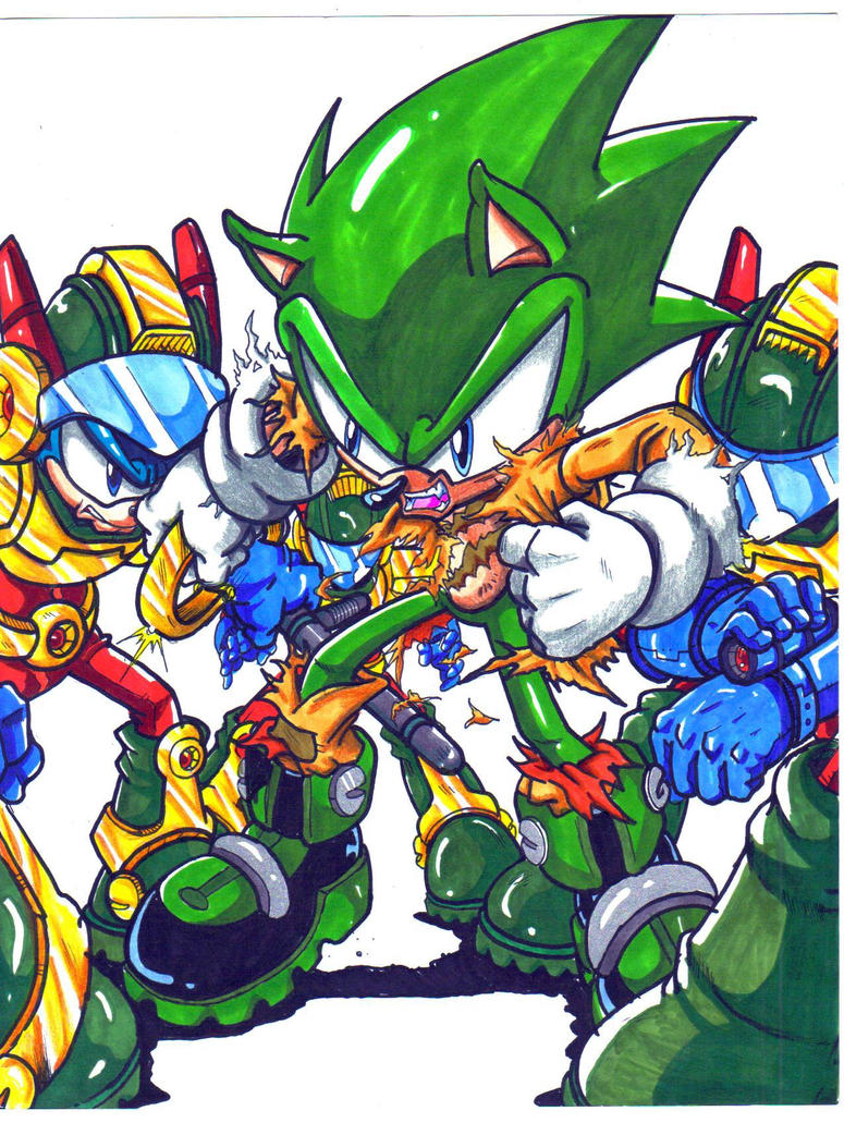 scourge break out CL by trunks24