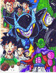 DBM chapter 22 saiyans nameks and other demons
