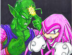 piccolo and hyper knuckles CL