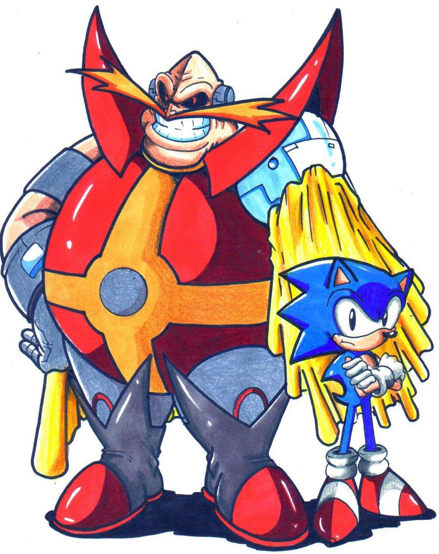 Doctor Robotnik (Sonic Underground)   Sonic News Network   Fandom ...
