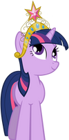 Twilight Sparkle Magic of Friendship Tiara