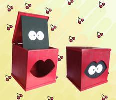 Jackbox 'Kiss' by Raxfox