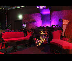 Tim Burton Gothic Room 02