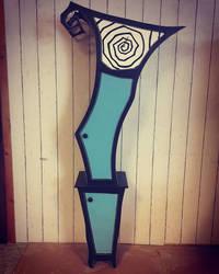 Tim Burton Clock