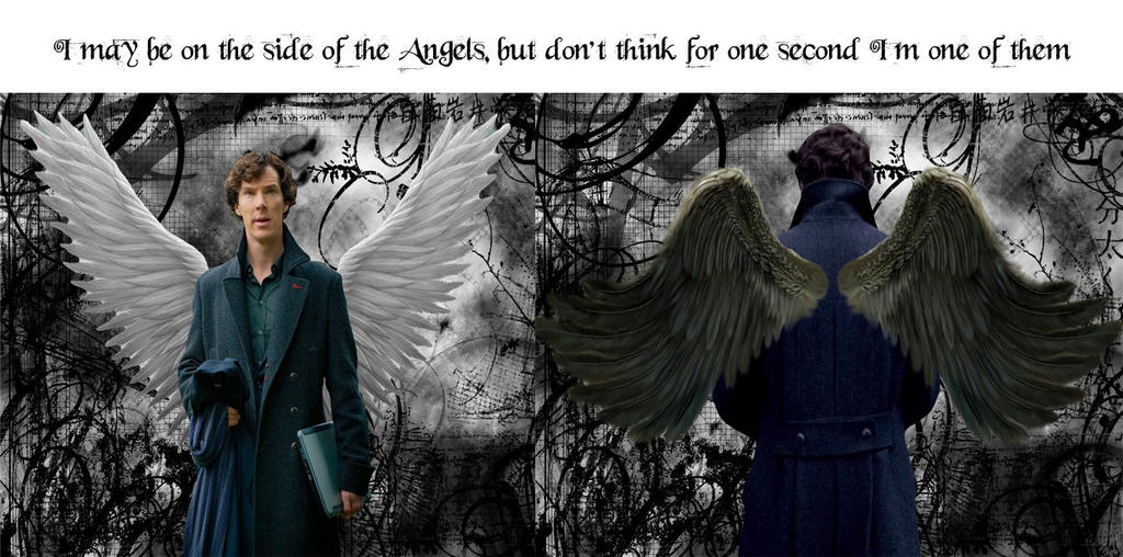 I'm no Angel by Branka-Johnlockian