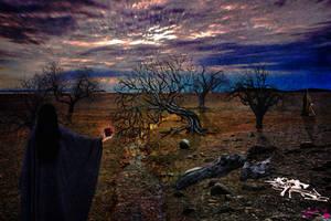 What's Left of Eden by BrankaArts