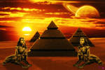 Guardians of the Pyramids