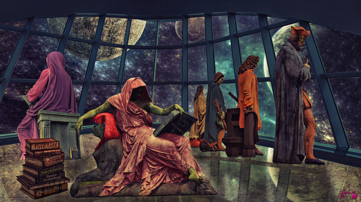 Next Stop, Earth by Branka-Johnlockian