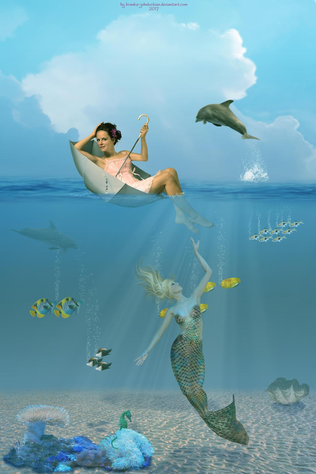 Gonna Catch Them Toes by Branka-Johnlockian