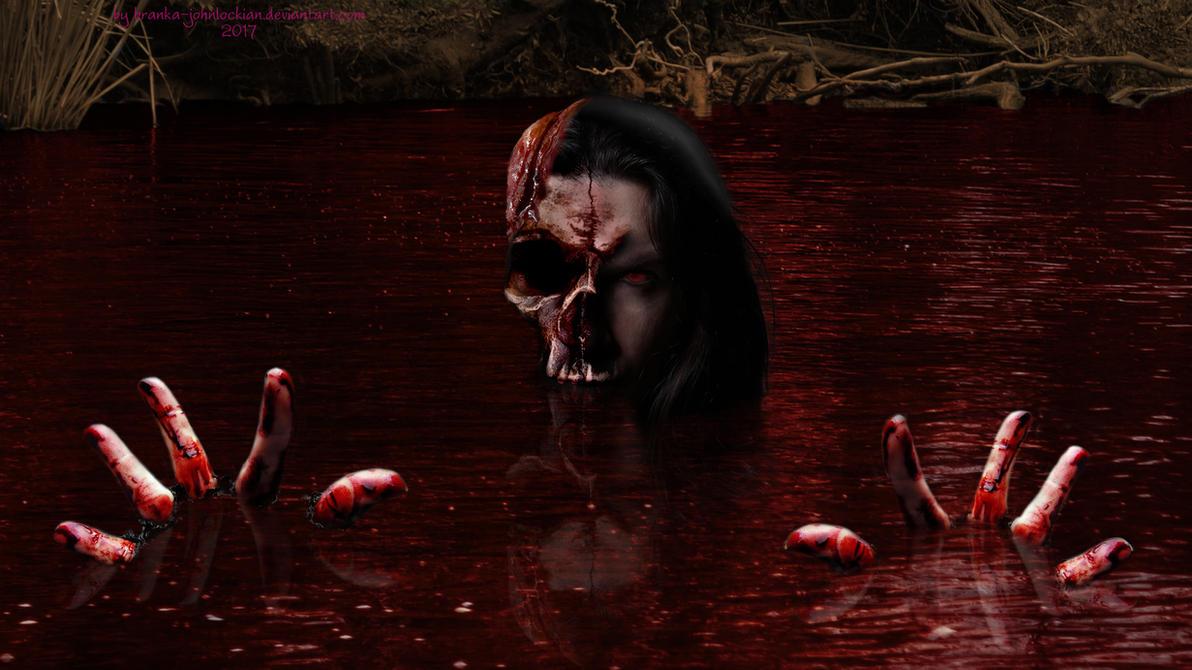 River of Blood by Branka-Johnlockian