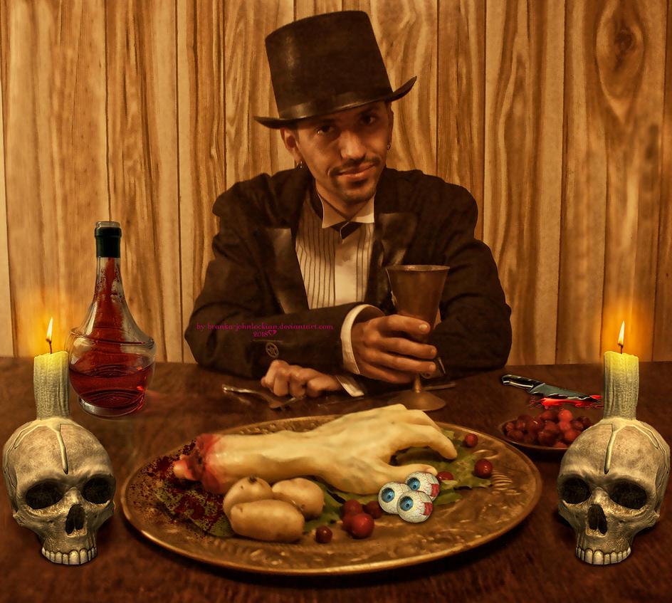 Bon Appetit by Branka-Johnlockian
