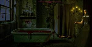 The Haunted Bathroom