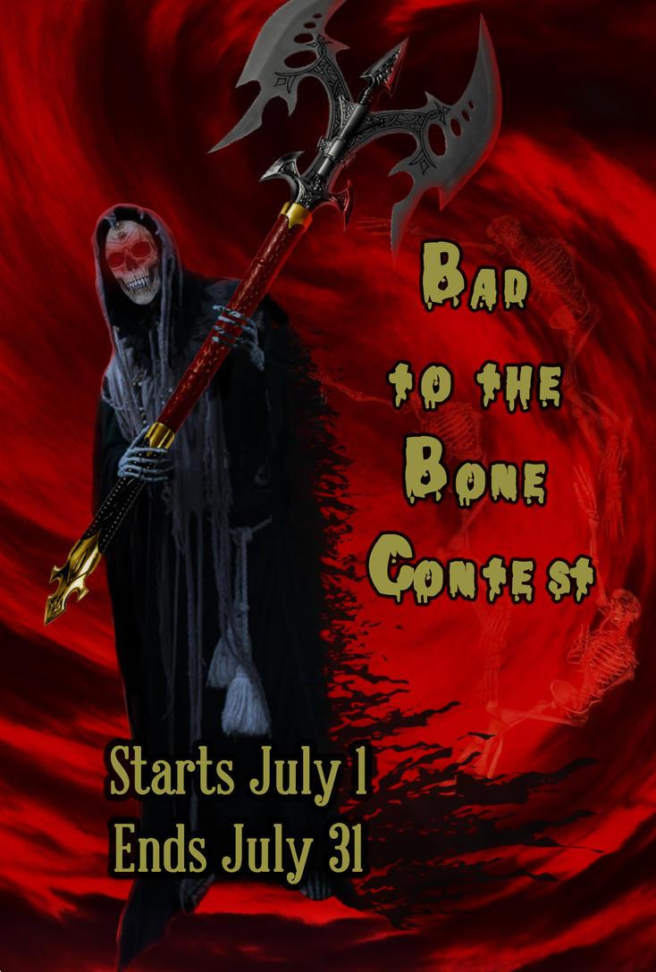 Bad to the Bone Contest by Branka-Johnlockian