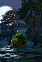 Swamp Thing by BrankaArts