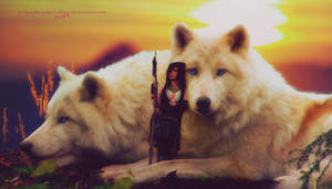 Hood and Her Wolves