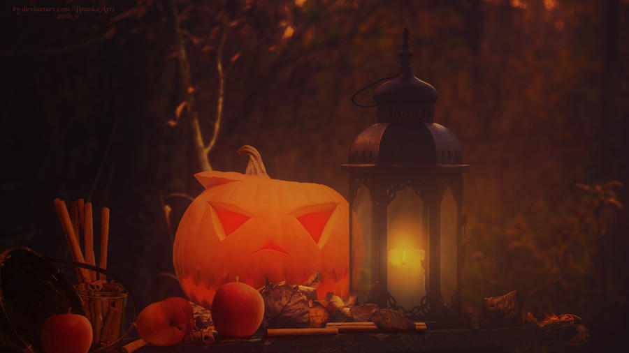 The Aroma of Halloween by BrankaArts
